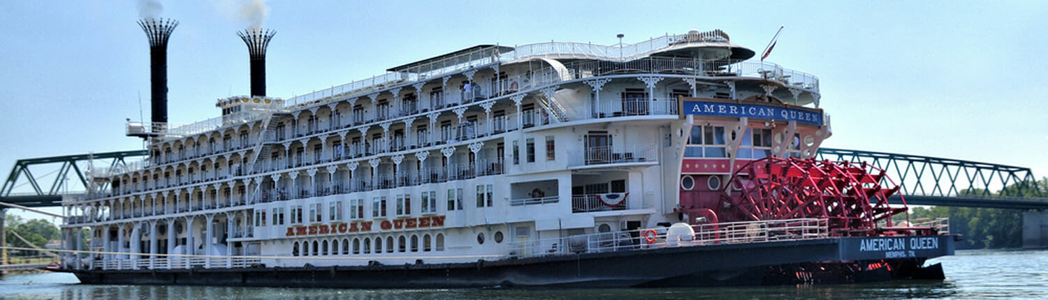 American Queen Antebellum South Cruise