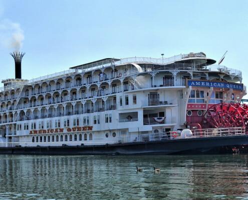 American Queen Antebellum South Cruise