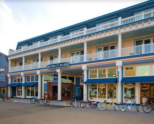 Bicycle Street Inn & Suites, Mackinac Island, Michigan