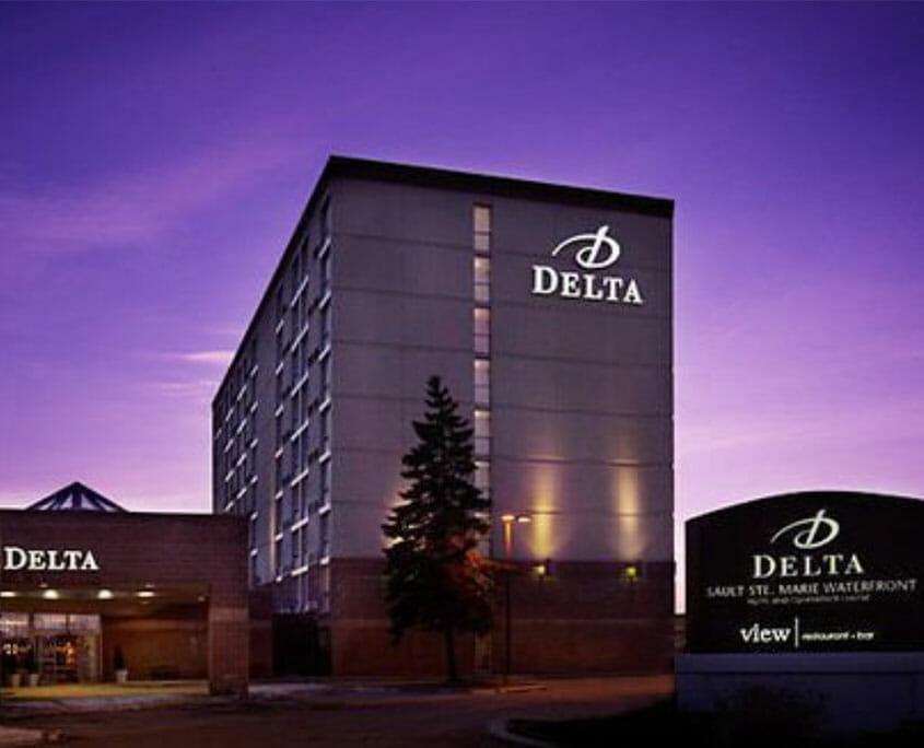 Delta Sault Ste. Marie Waterfront Hotel, Ontario, Canada