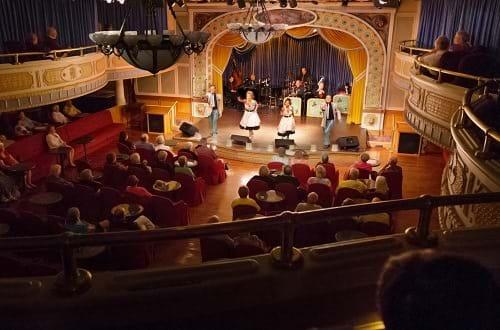 Grand Saloon Entertainment
