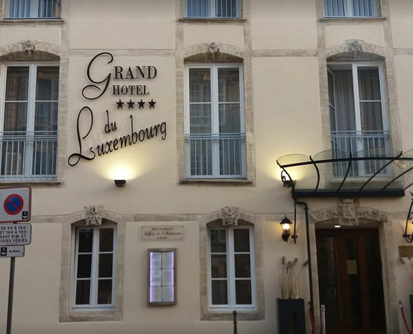 Grand Hotel Du Luxembourg, Bayeux