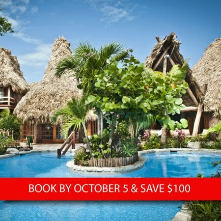 Ambergris Caye, Belize Early Booking Discount