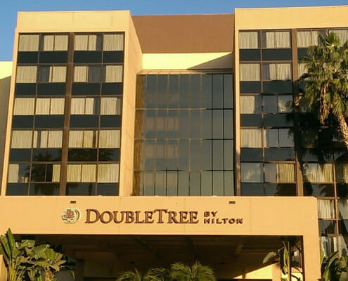 DoubleTree by Hilton Fresno Convention Center, Fresno, California