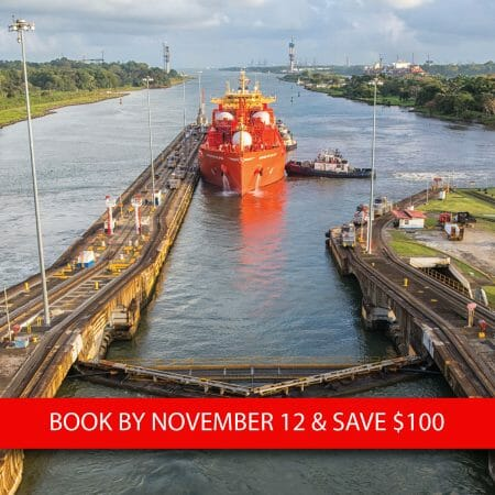Panama Discovery Early Booking Discount