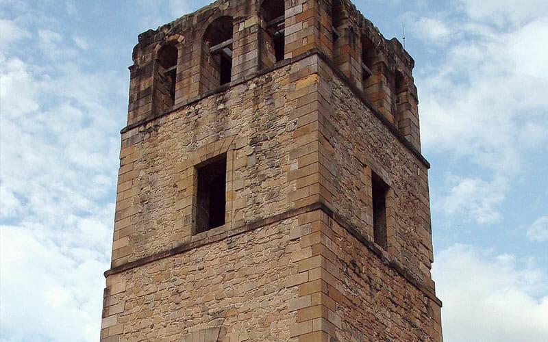 Torre de panama viejo