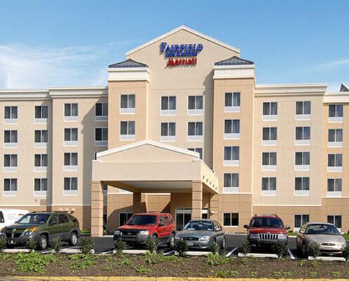 Fairfield Inn & Suites Bedford, Pennsylvania.