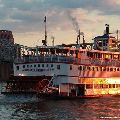 Oktoberfest on the Belle of Louisville