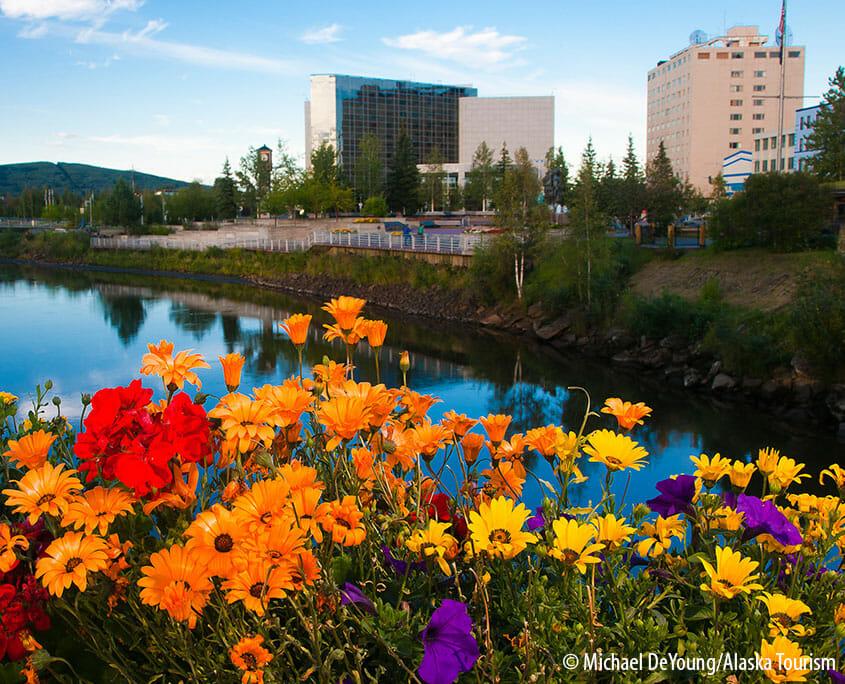 Downtown Fairbanks