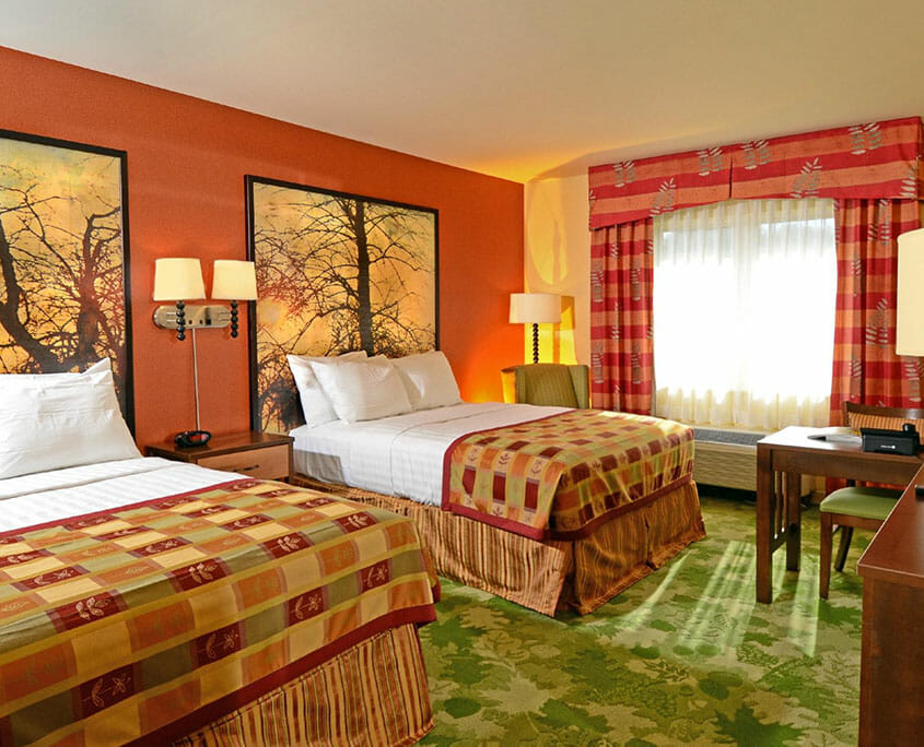 Canaan Valley Resort & Conference Center Hotel Room