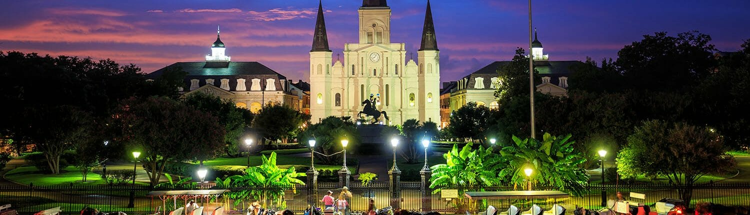 New Orleans for New Year's