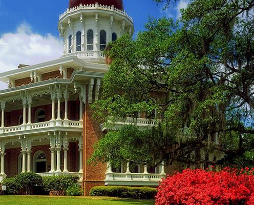 Longwood Mansion