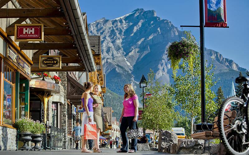 Banff Shopping
