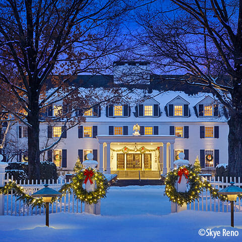 White Christmas Dreams in Vermont