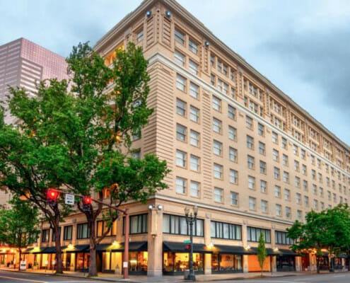Embassy Suites, Portland – Downtown