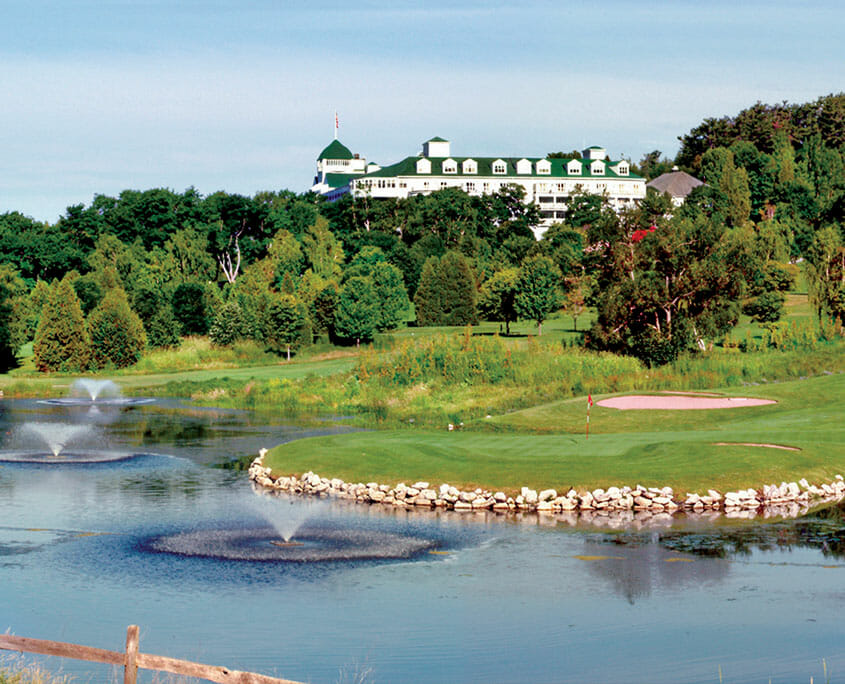 Grand Hotel Golf Course