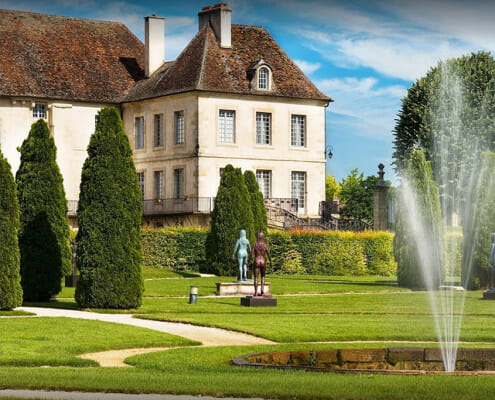 Hotel Chateau de Gilly – Beaune