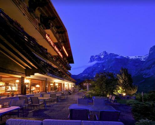 Hotel Kirchbuehl, Grindelwald, Switzerland