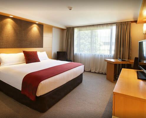 Millennium Rotorua Hotel, Rotorua, New Zealand