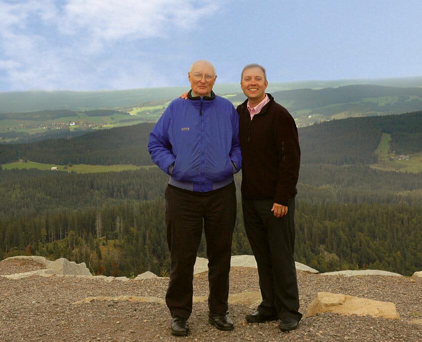 Othmar & Mike Grueninger