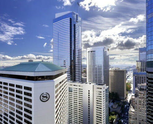 Sheraton Seattle, Seattle, Washington