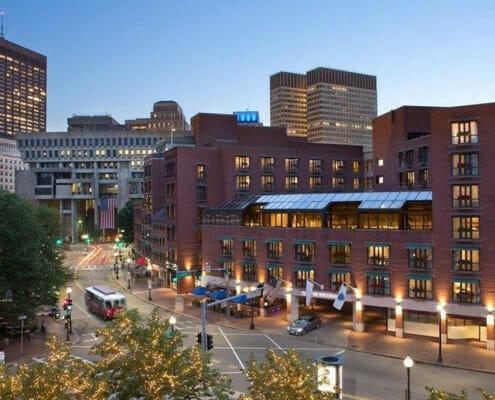 The Bostonian Hotel Boston, Massachusetts