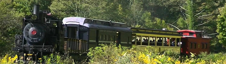 Trains of West Virginia