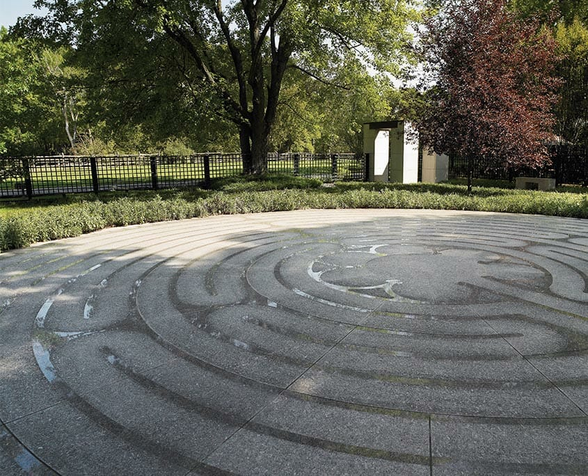 Cathedral Labyrinth