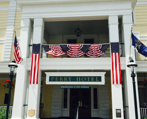 Stafford's Perry Hotel, Petoskey, Michigan