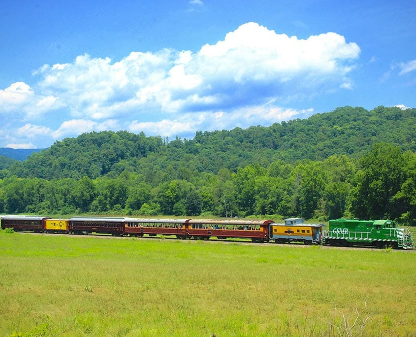 Tennessee Trains