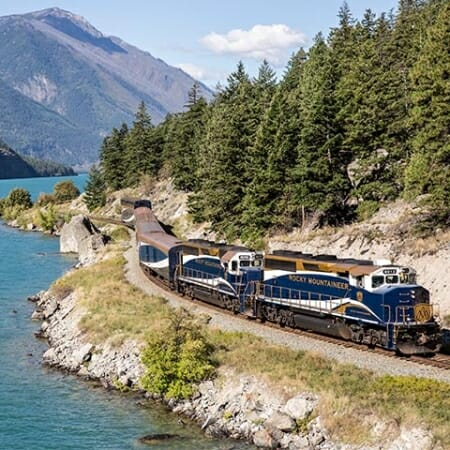 Canadian Rockies by Rail Product Image