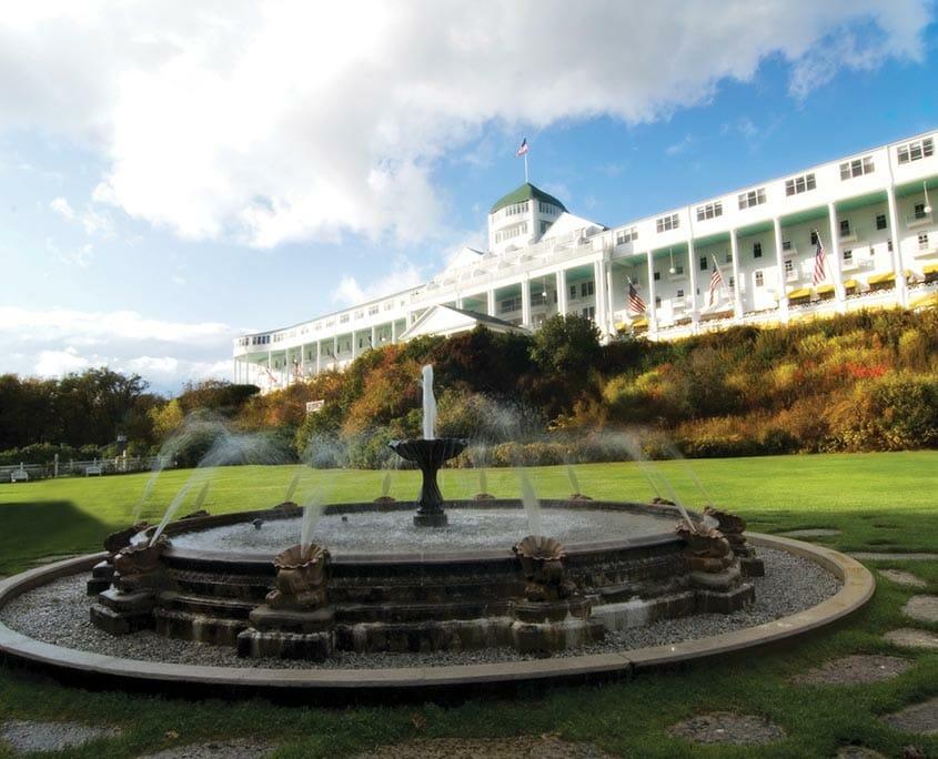 Grand Hotel Fountain