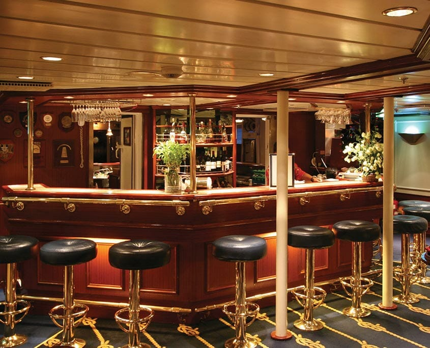 Star Clipper Piano Bar